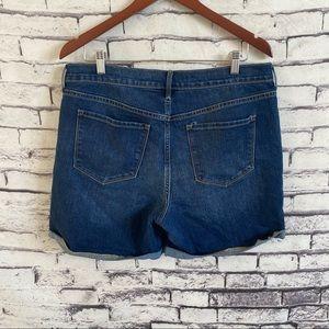 Old Navy Hot Slim MIDI Shorts SZ 14